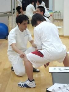 IMG 1746 224x300 【スタッフブログ】 「高校生のためのスポーツクリニック」を開催しました!